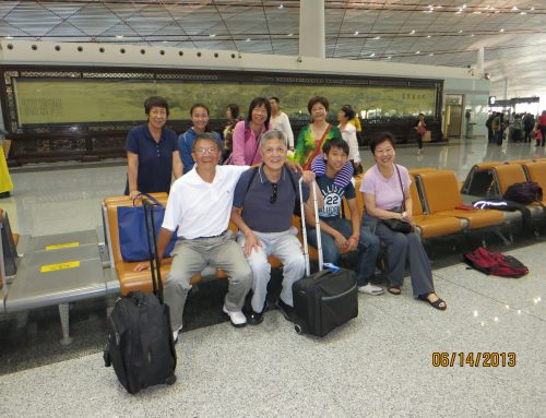 2013 China Trip videos